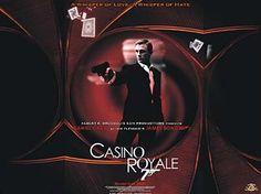 Постеры: Казино Рояль