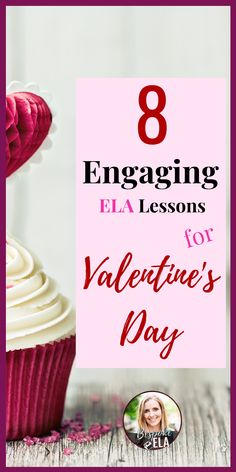 8 Engaging Lesson Plans, Creative Writing Activities, and FUN for Valentine's Day in Secondary ELA — Bespoke ELA: Essay Writing Tips + Lesson Plans Middle School Ela, High School, Valentines Day Activities, Essay Writing Tips, Student Engagement, Writing Activities, Bespoke, Teaching Strategies, Teaching Ideas
