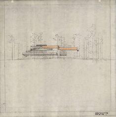 Alvar Aalto. Villa Mairea 1938-39.