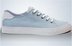 Color Azul Pastel - Pastel Blue!!! Tennis Shoe