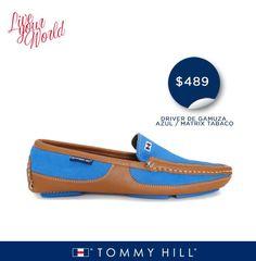 Calidad, color, moda y comodidad, seguro son Tommy Hill.