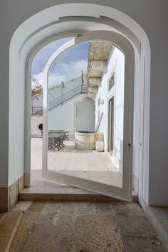 Casa na Rua de Sao Mamede House by Aires Mateus Associados | Featured on Sharedesign.com