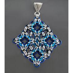 CELTIC FILIGREE PENDANT Chainmaille DIY Jewelry Class | Dec. 18 Chicago | Rebeca Mojica | Blue Buddha Boutique