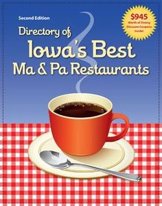Our Iowa Magazine - The Online Store of the Our Iowa Magazine; Books, Apparel, Back Issues and more - Directory of Iowa's Best Ma & Pa Restaurants