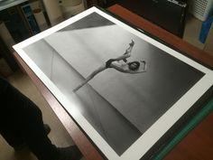 Ballet  Limited print For purchase www.darianvolkova.com