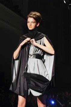 Kolekce Free Circle - Monika Drápalová Darth Vader, Model, Free, Fashion, Moda, Fashion Styles, Scale Model, Fashion Illustrations