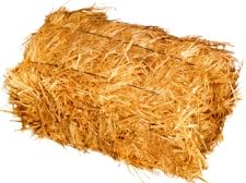 STRAW BALE GARDEN - I'm going to give this a try.  Have not been able to have a vegetable garden since moving in to a house with nothing but clay and rocks.  Anything that I have planted has been in a container. :-(