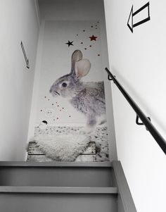 Onszelf Rabbit Poster at Just Kids Wallpaper