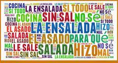 5 ideas lúdicas para trabajar la pronunciación en la clase de ELE : genial, chulísimo... Gracias.