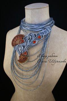 Necklace | Olga Shumilova