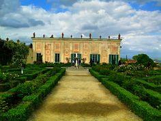 Boboli Gardens - Florence - Italy