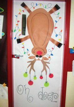 christmas classroom door classroom - Google Search