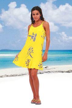 d836c47c6eb0 Beach Treat Tropical Sundress at Tropical Tantrum