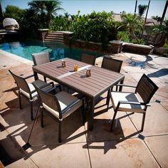 Zen 7 piece Outdoor Dining Set $1,399.99