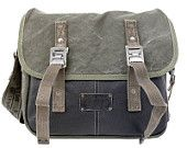 Messenger Bag / anton-2082 / Upcycled and Handmade by peace4you, Germany