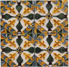 Museu:Museu da CerâmicaN.º de Inventário:MC 1532Supercategoria:ArteCategoria:CerâmicaDenominação:Painel de azulejosAutor:Bordalo Pinheiro, Rafael