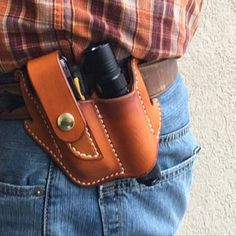American Bench Craft Leather Sheath fits Leatherman Multi-Tools Multi-Tool NOT Included Case Sheath ONLY Case Will NOT fit Bit Set at This time Holder Pouch Holster