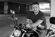 Chelsea Park Photography: Josh - Motorcycle - Portrait Photography