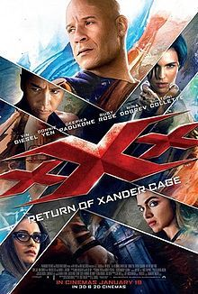 Download xXx Return of Xander Cage 2017 Full Movie
