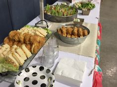 Garden Baby Shower . Food Display . Nashville . Finnie Nash