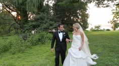 Here's a wedding taken place in Rhinebeck, New York held at the Locusts on Hudson estate.    www.ArtisanProduction.com 2nd shooter - Matt Hall Event Design…