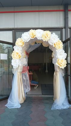 Arcada pentru nunta