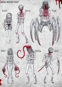 Corpse Puppets Design by DemiseMAN on deviantART