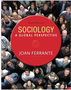 Sociology A Global Perspective 9th Edition eTextbook