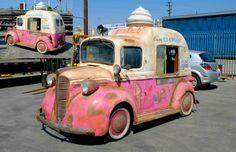 Transformers Ice Cream Truck