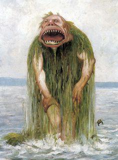 troll12 UGH,,i was stung by a jelly fish.