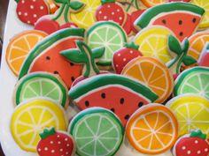 Summer Fruit Cookies Will Satisfy Your Sweet Tooth - Foodista.com