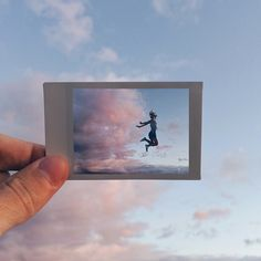 Photographer Uses Polaroids for 'Photo in a Photo' Project