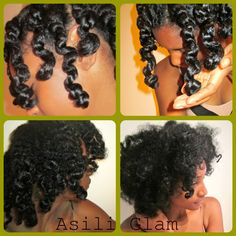 Bantu knot advice...what not to do.