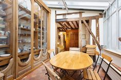 If you are a fan of Patricia Wells then you may like to know that her Paris cooking studio is up for sale ...