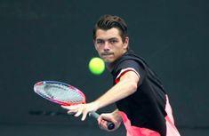 Taylor Fritz tennis racquet