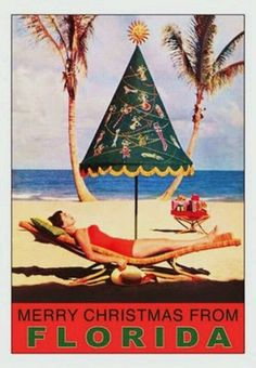 Xmas in The Sunshine State