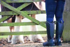 The hunt for The Perfect Riding Boot is over - Muck Boots take you from table to saddle without compromise!