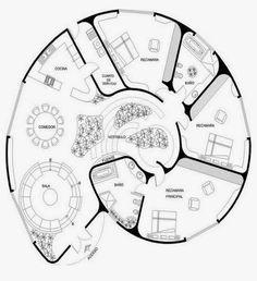 Planos Casas Modernas: abril 2014 #casasecologicasideas