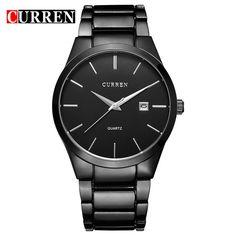 Reloj Hombre CURREN 8106 Brand Simple Fashion Casual Business Watches Men Date Waterproof Quartz Mens Watch relogio masculino