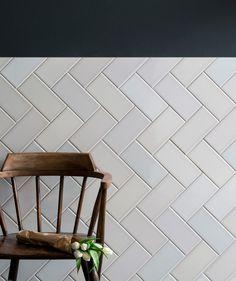 per Wynter™ Hues Tile Kitchen Board, Kitchen Tiles, Bathroom Inspiration, Interior Inspiration, Bathroom Inspo, Topps Tiles, Ceramic Wall Tiles, Shades Of White, Stone Tiles