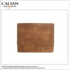 牛皮短夾-CALTAN-男士懷舊紳士風真皮精緻短夾-2063-ht | caltan design 手工皮件館 - Yahoo奇摩超級商城