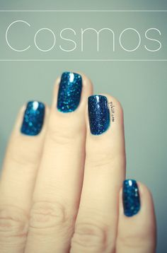piCture pOlish Cosmos by Pshiiit!