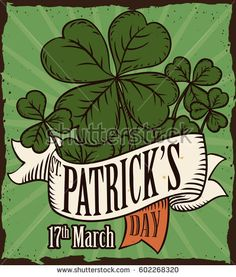 Find Vintage Poster Lucky Clovers Ribbon Around stock images in HD and millions of other royalty-free stock photos, illustrations and vectors in the Shutterstock collection. Thousands of new, high-quality pictures added every day. Clovers, Leprechaun, St Patricks Day, Vintage Posters, Celebration, Royalty Free Stock Photos, Ribbon, Illustration, Happy