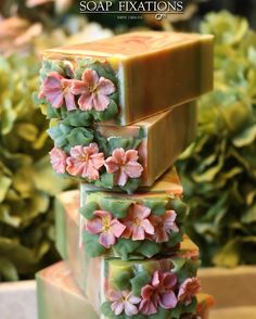 """524 Likes, 75 Comments - SoapFixations (@soapfixations) on Instagram: """"Hello there, well here's more of apricot and freesia#giftideas #lovewhatyoudo #cleansmelling…"""""""