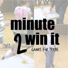 Trendy summer camp games for teens youth groups minute to win it 52 ideas Activities For Teens, Party Activities, Activity Games, Fun Games, Group Activities, Mutual Activities, Rally Games, Dance Games, English Activities