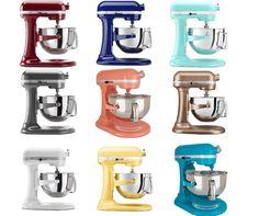 KitchenAid® Refurbished Pro 600™ Series 6 Quart Bowl-Lift Stand Mixer, RKP26M1X · $349.00 Pizza Dough Mixer, Kitchenaid Professional, Stand Power, Lift Design, Stainless Steel Bowl, Live Stream, Steel Manufacturers, Hand Blender, Kitchen Mixer