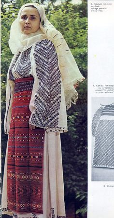 Mehedinti, Oltenia (Wallachia) Folk Costume, Costumes, Ethnic, Anthropologie, Bell Sleeve Top, Bohemian, Textiles, The Incredibles, Traditional