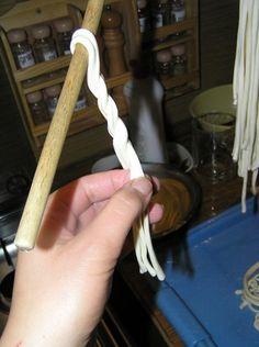 Domáce korbáčiky (fotorecept) - obrázok 24 Cinnamon Sticks, Mozzarella, Spices, Tableware, Food, Food Items, Spice, Dinnerware, Tablewares