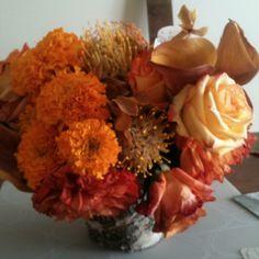 Gorgeous! #Flowers #Orange