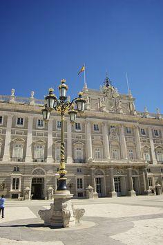 Palacio Real, Madrid, Spain